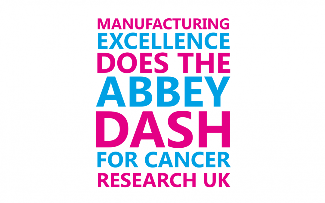 We're Putting on Our Running Shoes for Cancer Research UK