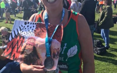 Huge Congratulations to Emma for Completing the Great North Run
