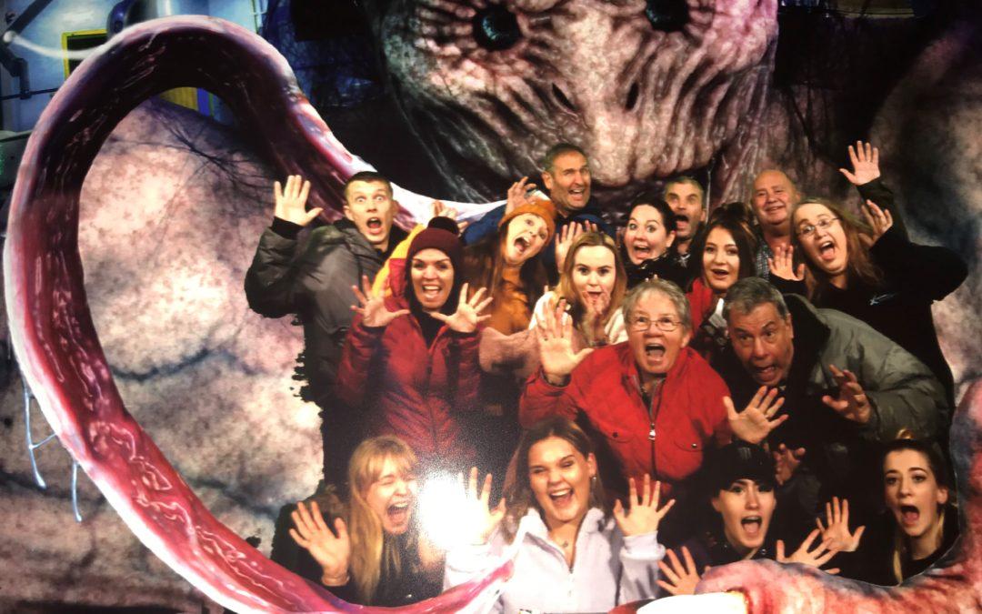 A fun night at HallowScream!